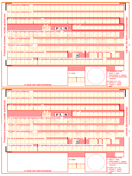 Formularze PIT Bezp atne Druki w PDF PIT 28 PIT 36 PIT 37